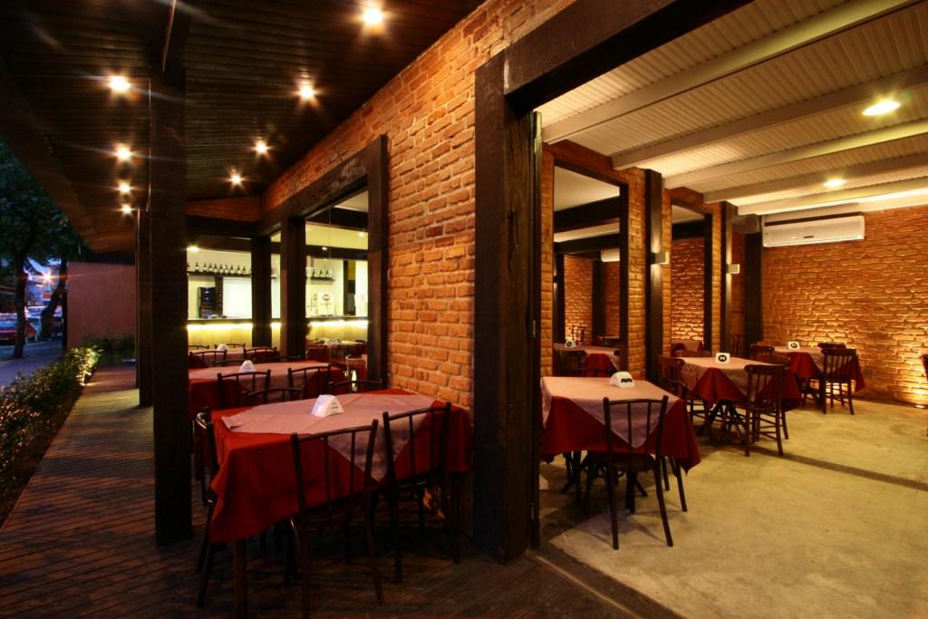 Projetos Pizzaria Vila Velha Interiores
